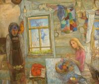 Внучка | art59.ru