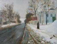 Дорога к Волге | art59.ru
