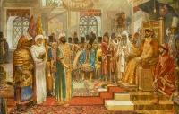 Башкирские послы у Ивана IV | art59.ru