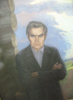 Портрет писателя Романа Валишина | art59.ru