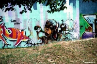 "Из серии ""афиши и граффити"" | art59.ru"