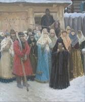 Иоанн Грозный. Трехчастная картина | art59.ru