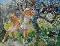 Радость весны | art59.ru