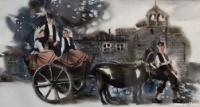 """Выставка Юлии Лушниковой """"От России до Испании""""   art59.ru"""
