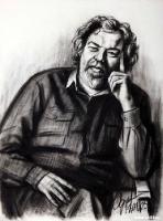 Портрет  пермского  поэта  И. Тюленева | art59.ru