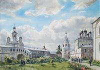 Макарьевский монастырь | art59.ru