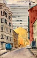 Москва. Старый Арбат | art59.ru