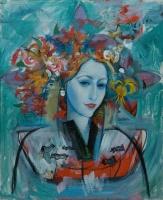 Букет. Портрет И.О. | art59.ru
