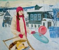 Вечерняя прогулка | art59.ru