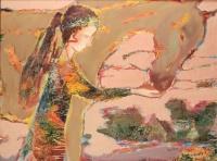 Девочка и лошадь – 2 | art59.ru