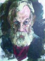 Этюд к портрету Бобылева | art59.ru