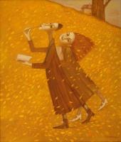 Поэт и Осень | art59.ru