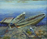 Лодки | art59.ru