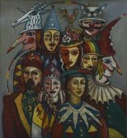 Масленица. Ряженные   art59.ru