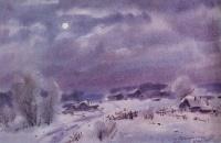 Январская полночь | art59.ru
