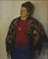 Портрет сестры | art59.ru