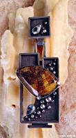 Ювелирное украшение «Холодное море» | art59.ru