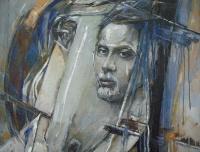 Автопортрет с головой лошади | art59.ru