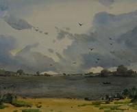 Затон.Река Волга | art59.ru