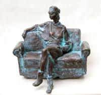 На старом диване | art59.ru