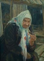 Бабка Ольга | art59.ru