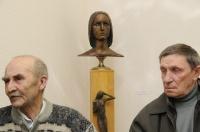 13.Скульптурная композиция «Три ступени», бронза. 1989 г.