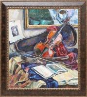 Скрипка | art59.ru