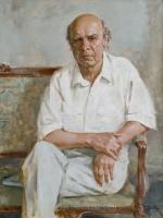 Портрет писателя Шамшурина В.А. | art59.ru
