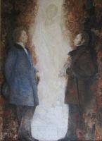 А. Пушкин и Н. Языков в Языкове (Симбирск) | art59.ru