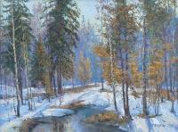 Весенний день в лесу | art59.ru