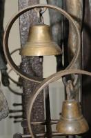 22.Фрагмент скульптурной композиции «Голгофа», бронза, сталь. 2007 г.