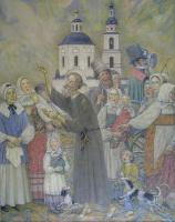 Андрей Блаженный, юродивый Симбирский | art59.ru