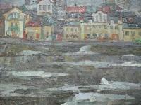 1.Торжок. Ледоход | art59.ru