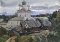 Старая улочка | art59.ru
