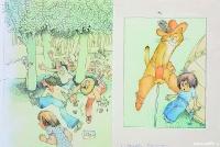 Иллюстрации к книге В. Воробьева «Капризка» | art59.ru