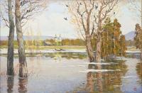 Волжские разливы | art59.ru