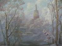 Ижевск. Зимний день | art59.ru
