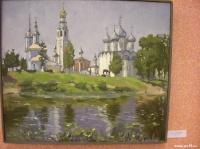 Выставка произведений студентов Уральского филиала Академии живописи, ваяния и зодчества | art59.ru