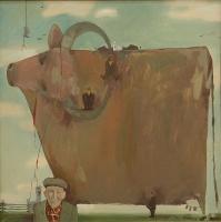 Корова | art59.ru