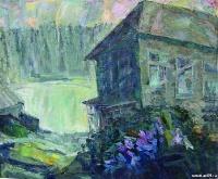 Умирающий дом | art59.ru