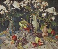 Цветы и пионы | art59.ru