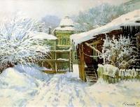 Старый двор | art59.ru