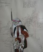 Иллюстрация к поэме К. Иванова «Нарспи» | art59.ru
