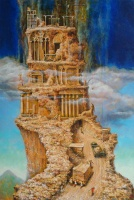 Вавилонская башня | art59.ru