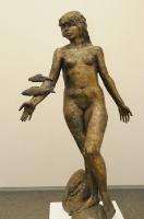 10.Скульптура «Кама», бронза. 1987 г.