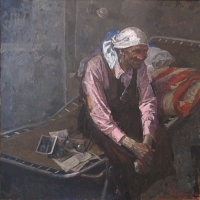 Ничейная бабушка | art59.ru