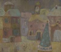 Желтый снег   art59.ru