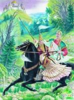 Иллюстр.к книге «Татарские народные сказки» | art59.ru